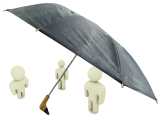 Image of creditors under an umbrella